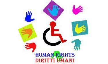 Realizzazione grafica dedicata ai diritti umani delle persone con disabilità